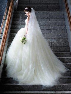 【Used 53%OFF】 Vera Wang 12709 (ヴェラウォン ケイトハドソン版バレリーナドレス) US2 丈カットなし