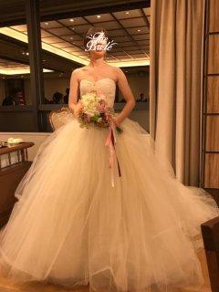 【Used 58%OFF】 Vera Wang 12709 (ヴェラウォン ケイトハドソン版バレリーナドレス) US6 ※丈カットあり
