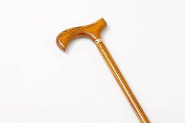 木製ステッキ T字型(木目調)