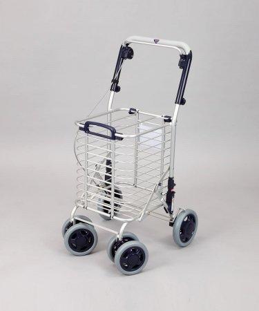 ユーバ産業 アルミ製ワイヤーカート(バッグ無し)A‐0212