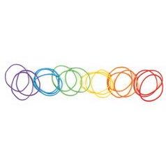 カラー輪ゴム