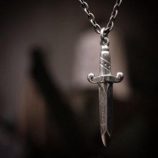 M&W works<BR>dagger charm<BR>silver925