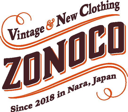奈良の古着屋 ZONOCO -ゾノコ-