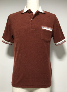 70sAlfie パイルポロシャツ