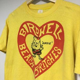 70s BIRDWELL Tシャツ HI CRU by STEDMAN