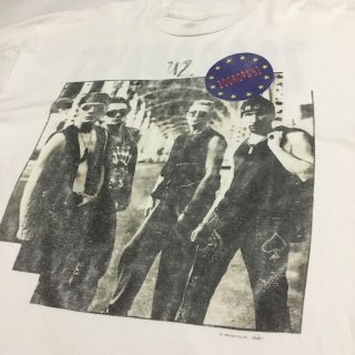 "90s  U2 ツアーT ""ZOOROPA'93"""