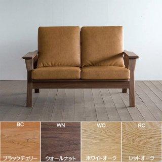 国産ソファ プレーン ソファ シキファニチャー 無垢材オーダー家具