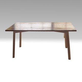 ダイニング角テーブル ホワイトアッシュ材 杉工場 国産家具