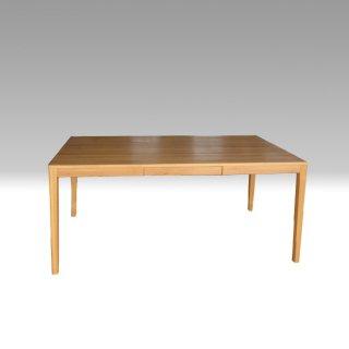国産ダイニングテーブル kiva テーブル アルダー材 / ウォールナット材 / ブラックチェリー材 杉工場 国産家具