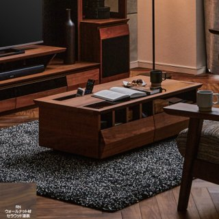 国産テーブル ヴァイス リビングテーブル モリタインテリア オーダー家具【開梱・設置無料】