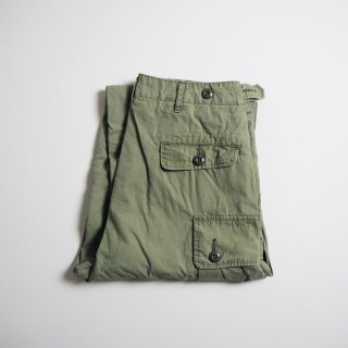 DAILY WARDROBE INDUSTRY デイリーワードローブインダストリー カーゴパンツ JUNGLE FATIGUE 1ST/OLIVE<img class='new_mark_img2' src='https://img.shop-pro.jp/img/new/icons13.gif' style='border:none;display:inline;margin:0px;padding:0px;width:auto;' />