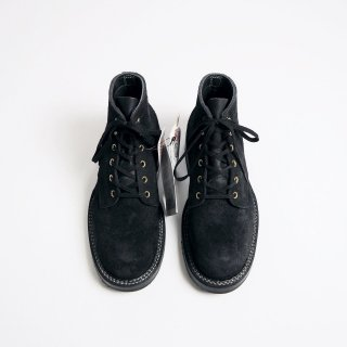 WHITE'S BOOTS ホワイツ ブーツ セミドレス SEMI-DRESS/BLACK ROUGHOUT