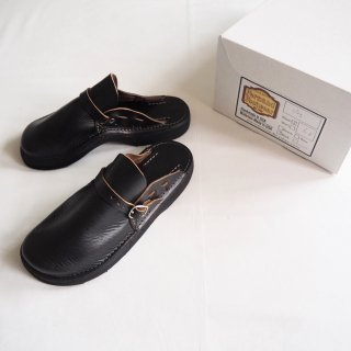 FERNAND LEATHER フェルナンドレザー コンフォートシューズ レディース CLOG/BLACK<img class='new_mark_img2' src='https://img.shop-pro.jp/img/new/icons13.gif' style='border:none;display:inline;margin:0px;padding:0px;width:auto;' />