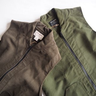 FILSON フィルソン モールスキンライナーベスト MOLESKIN VEST&LINER/2カラー<img class='new_mark_img2' src='https://img.shop-pro.jp/img/new/icons13.gif' style='border:none;display:inline;margin:0px;padding:0px;width:auto;' />