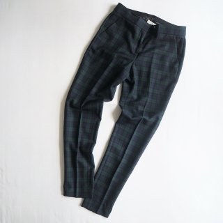 PENDLETON ペンドルトン WOOL PLAID ANKLE PANT ウール チェック アンクル パンツ /  BLACK WATCH  PLAID<img class='new_mark_img2' src='https://img.shop-pro.jp/img/new/icons13.gif' style='border:none;display:inline;margin:0px;padding:0px;width:auto;' />