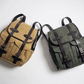 FILSON フィルソン バックパック(リュックサック) RUGGED TWILL RUCKSACK/2カラー<img class='new_mark_img2' src='https://img.shop-pro.jp/img/new/icons13.gif' style='border:none;display:inline;margin:0px;padding:0px;width:auto;' />