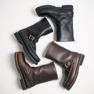 RUSSELL MOCCASIN ラッセルモカシン ゼファーブーツ DOUBLE MOC BOTTOM ZEPHYR (HORWEEN DRIFTWOOD LEATHER) 別注モデル/2カラー<img class='new_mark_img2' src='https://img.shop-pro.jp/img/new/icons13.gif' style='border:none;display:inline;margin:0px;padding:0px;width:auto;' />