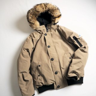Cape HEIGHTS ケープハイツ ダウンジャケット Men's WOODSIDE Jacket / MUSHROOM<img class='new_mark_img2' src='https://img.shop-pro.jp/img/new/icons13.gif' style='border:none;display:inline;margin:0px;padding:0px;width:auto;' />