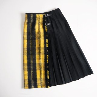 O'NEIL OF DUBLIN オニールオブダブリン CONBNATION KILT キルト タックプリーツ ラップ スカート /  BALBOWB/BLAKW<img class='new_mark_img2' src='https://img.shop-pro.jp/img/new/icons13.gif' style='border:none;display:inline;margin:0px;padding:0px;width:auto;' />