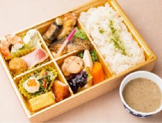 自然薯麦とろ膳(本鮪中トロ炙り)