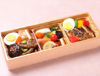 二種めし弁当(すき焼き・西京)