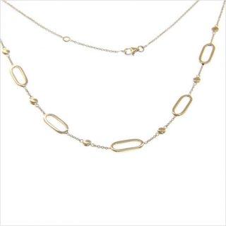 K18<br>ホワイトゴールド ネックレス