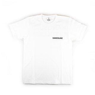 KANOSUKE Tシャツ 白 S - KANOSUKE T-shirts WHITE/small
