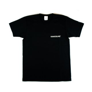 KANOSUKE Tシャツ 黒 S - KANOSUKE T-shirts BLACK/small