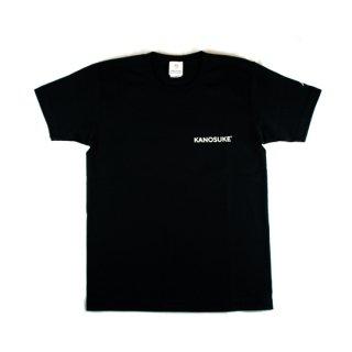 KANOSUKE Tシャツ 黒 S - KANOSUKE T-shirts BLACK/small