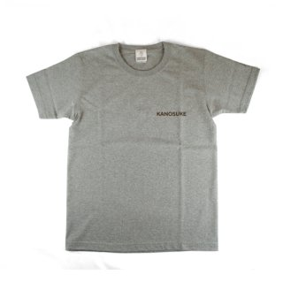 KANOSUKE Tシャツ グレー L - KANOSUKE T-shirts GRAY/large