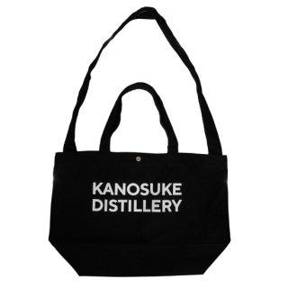 KANOSUKE 2WAYトートバッグ 黒 - KANOSUKE 2WAY BAG BLACK/FREE