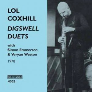 Lol Coxhill / Digswell Duets (CD)