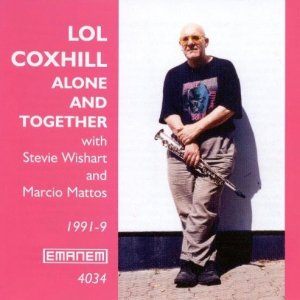 Lol Coxhill / Alone And Together (CD)