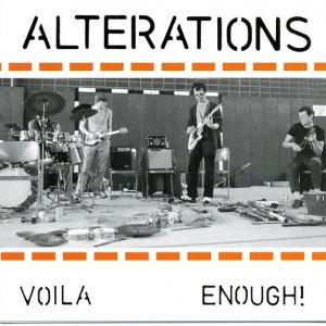 Alterations / Voila Enough! (CD)