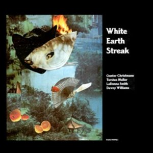 Günter Christmann / White Earth Steak (CD)