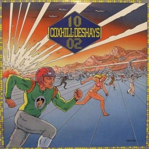Lol Coxhill, Daniel Deshays / 10:02 (LP)