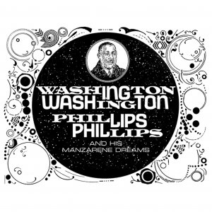 Washington Phillips / Washington Phillips And His Manzarene Dreams (BOOK+CD)