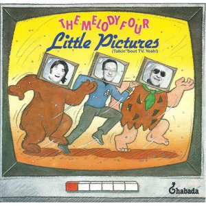 The Melody Four / Little Pictures (Talkin''bout TV, Yeah !) (7