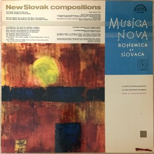 V.A. / New Slovak Compositions (LP)