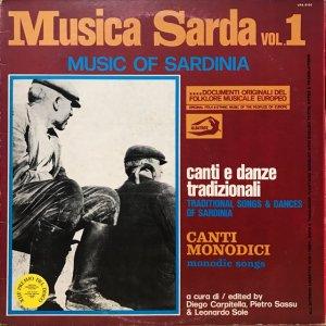 V.A. / Musica Sarda Vol.1 (LP)