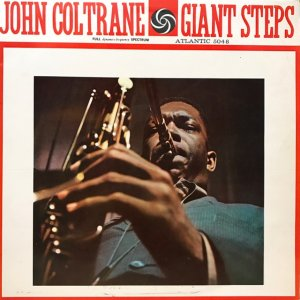 John Coltrane / Giant Steps (LP)