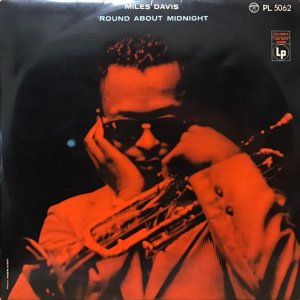 Miles Davis Quintet / 'Round About Midnight (LP)
