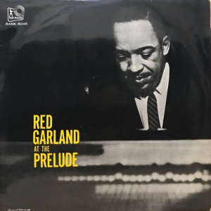 Red Garland / At The Prelude (LP)
