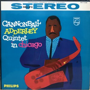 Cannonball Adderley Quintet / In Chicago (LP)