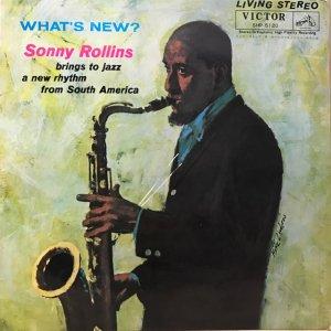 Sonny Rollins / What's New? (LP)