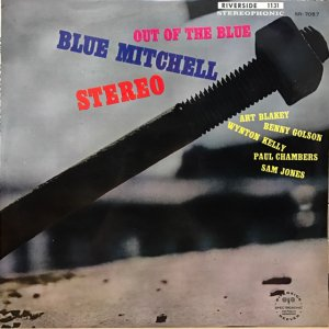 Blue Mitchell / Out Of The Blue (LP)