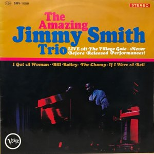 Jimmy Smith Trio / At The Village Gate (LP)