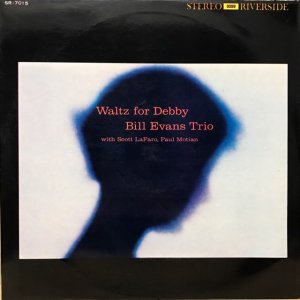 Bill Evans Trio / Waltz For Debby (LP)