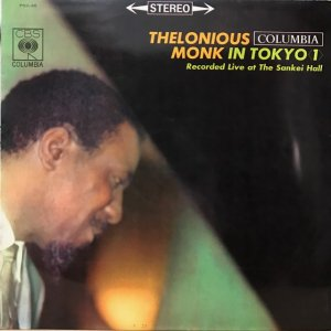 Thelonious Monk / In Tokyo 1 (LP)