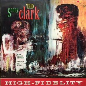 Sonny Clarke Trio / S/T (LP)